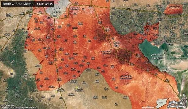 Cuộc chiến phức tạp và đẫm máu giữa khủng bố IS và quân đội Syria ảnh 3
