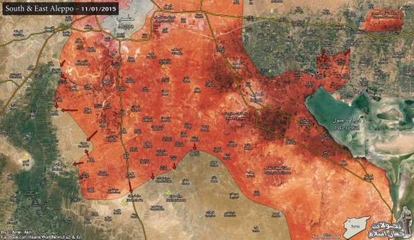 Cuộc chiến phức tạp và đẫm máu giữa khủng bố IS và quân đội Syria ảnh 5