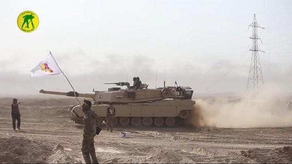 Cuộc chiến phức tạp và đẫm máu giữa khủng bố IS và quân đội Syria ảnh 10