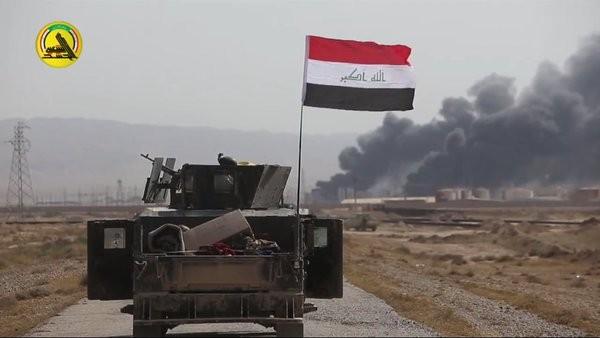 Cuộc chiến phức tạp và đẫm máu giữa khủng bố IS và quân đội Syria ảnh 11