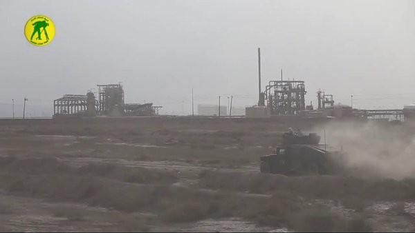 Cuộc chiến phức tạp và đẫm máu giữa khủng bố IS và quân đội Syria ảnh 9