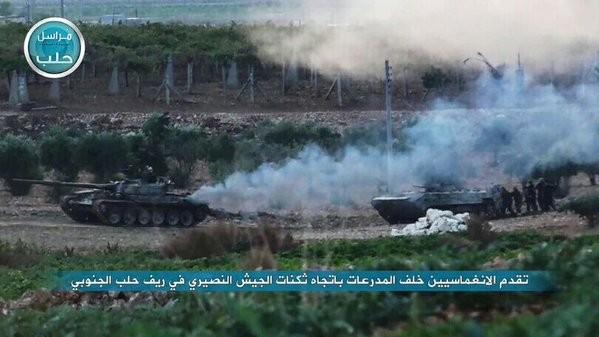 Cuộc chiến phức tạp và đẫm máu giữa khủng bố IS và quân đội Syria ảnh 13