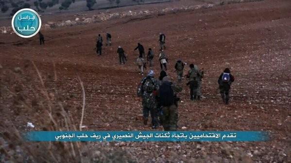 Cuộc chiến phức tạp và đẫm máu giữa khủng bố IS và quân đội Syria ảnh 14