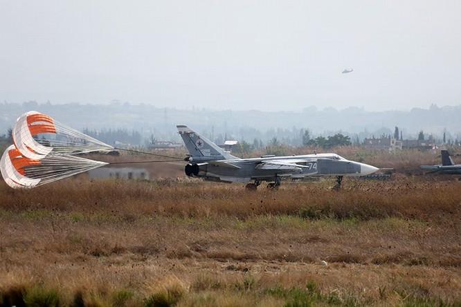 Đột nhập căn cứ không quân Nga ở Syria ảnh 5