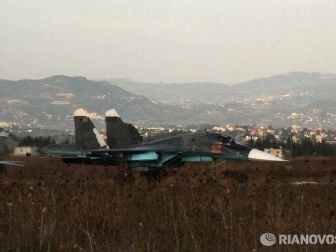 Đột nhập căn cứ không quân Nga ở Syria ảnh 8
