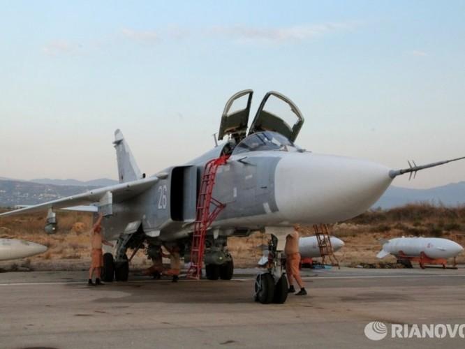 Đột nhập căn cứ không quân Nga ở Syria ảnh 9