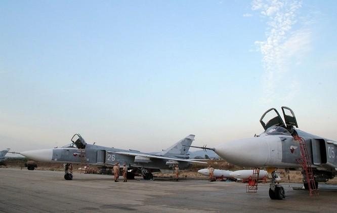 Đột nhập căn cứ không quân Nga ở Syria ảnh 13