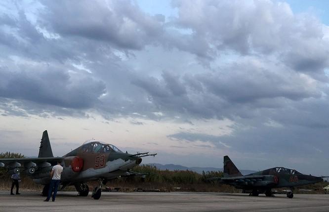 Đột nhập căn cứ không quân Nga ở Syria ảnh 16