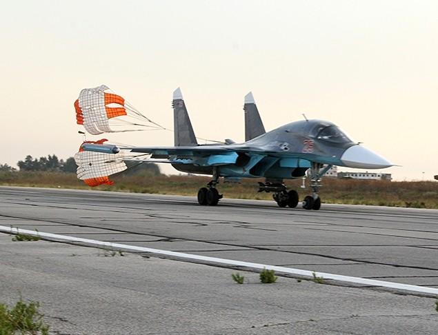 Đột nhập căn cứ không quân Nga ở Syria ảnh 17