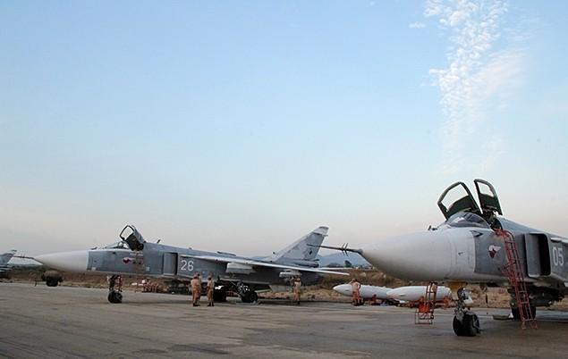 Đột nhập căn cứ không quân Nga ở Syria ảnh 18