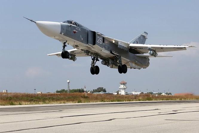 Đột nhập căn cứ không quân Nga ở Syria ảnh 20