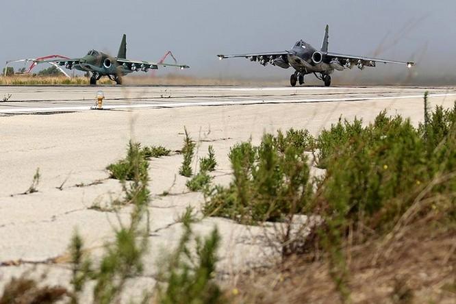 Đột nhập căn cứ không quân Nga ở Syria ảnh 21