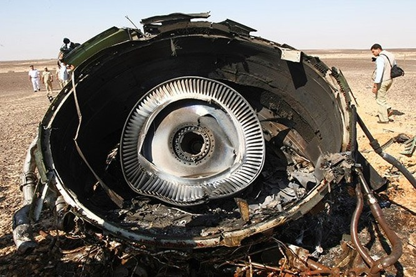 Tại hiện trường tai nạn A321 có những vật thể lạ ảnh 4