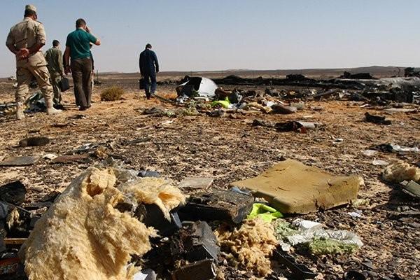 Tại hiện trường tai nạn A321 có những vật thể lạ ảnh 5