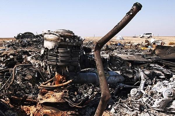 Tại hiện trường tai nạn A321 có những vật thể lạ ảnh 9