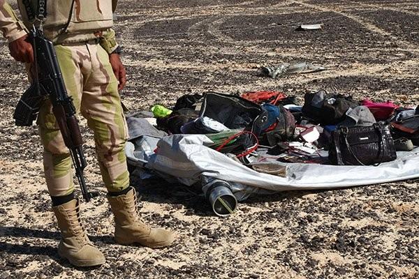 Tại hiện trường tai nạn A321 có những vật thể lạ ảnh 11