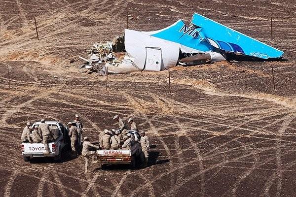 Tại hiện trường tai nạn A321 có những vật thể lạ ảnh 12