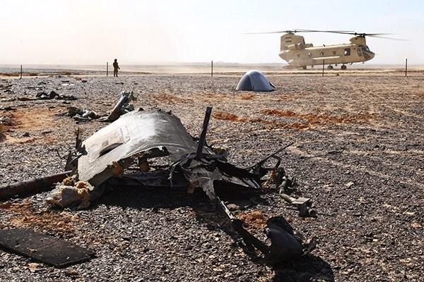 Tại hiện trường tai nạn A321 có những vật thể lạ ảnh 16