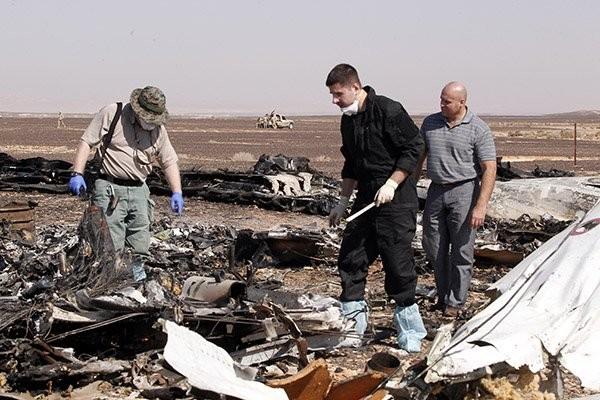 Tại hiện trường tai nạn A321 có những vật thể lạ ảnh 22
