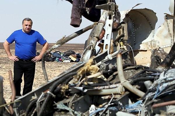 Tại hiện trường tai nạn A321 có những vật thể lạ ảnh 24
