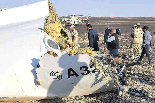 Tại hiện trường tai nạn A321 có những vật thể lạ ảnh 30