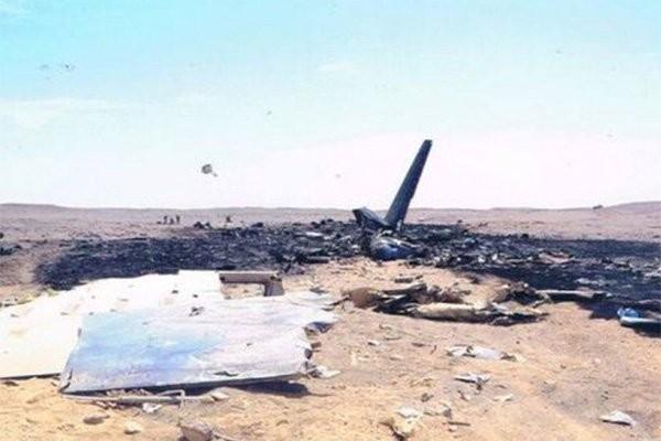 Tại hiện trường tai nạn A321 có những vật thể lạ ảnh 40