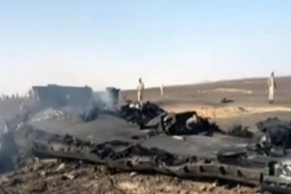 Tại hiện trường tai nạn A321 có những vật thể lạ ảnh 42
