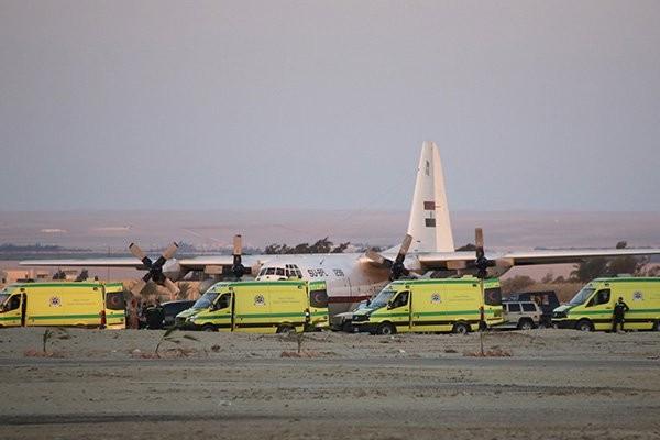 Tại hiện trường tai nạn A321 có những vật thể lạ ảnh 43