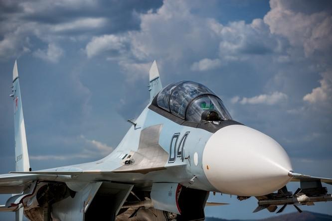 Một ngày trong căn cứ không quân chiến lược Nga ảnh 27