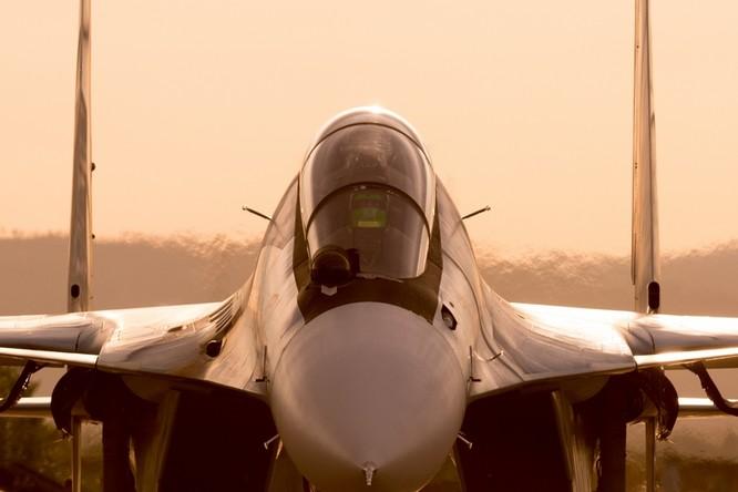 Một ngày trong căn cứ không quân chiến lược Nga ảnh 35