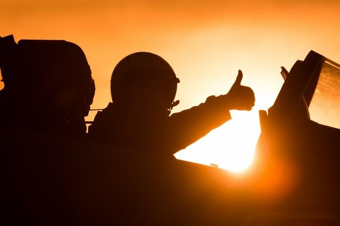 Một ngày trong căn cứ không quân chiến lược Nga ảnh 37