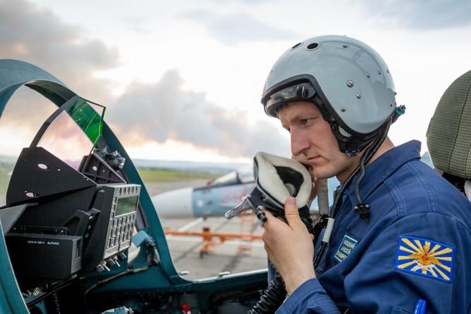 Một ngày trong căn cứ không quân chiến lược Nga ảnh 44