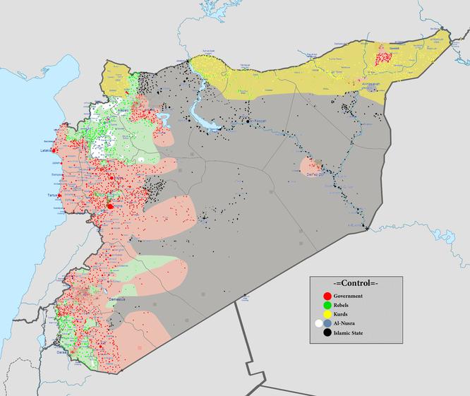 Chiến trường Syria ngày càng khốc liệt, đẫm máu kéo dài ảnh 2