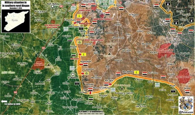 Chiến trường Syria ngày càng khốc liệt, đẫm máu kéo dài ảnh 4