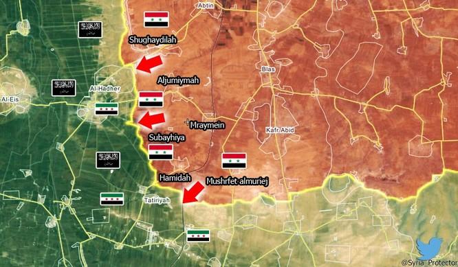 Chiến trường Syria ngày càng khốc liệt, đẫm máu kéo dài ảnh 6