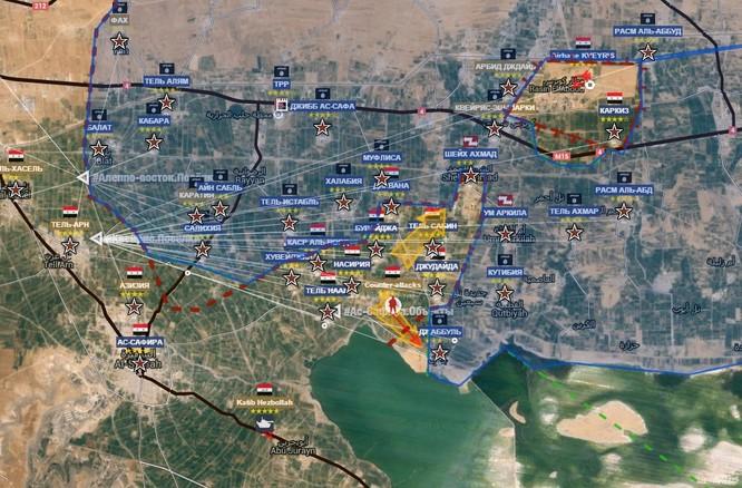 Chiến trường Syria ngày càng khốc liệt, đẫm máu kéo dài ảnh 8