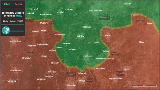 Chiến trường Syria ngày càng khốc liệt, đẫm máu kéo dài ảnh 9