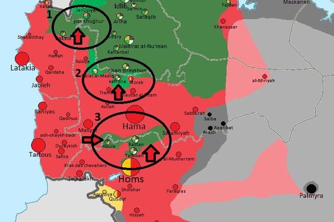 Chiến trường Syria ngày càng khốc liệt, đẫm máu kéo dài ảnh 10