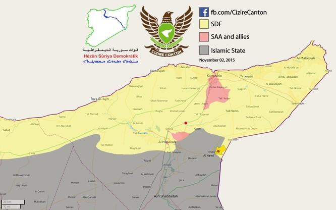 Chiến trường Syria ngày càng khốc liệt, đẫm máu kéo dài ảnh 13