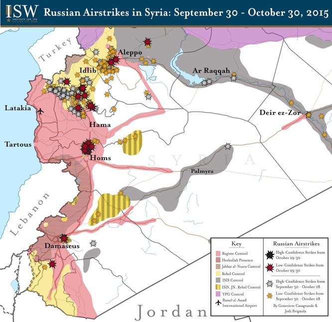 Chiến trường Syria ngày càng khốc liệt, đẫm máu kéo dài ảnh 15