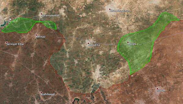 Nga dội lửa ác liệt, quân Syria giải phóng nhiều điểm dân cư ảnh 3