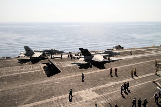 Tại sao tàu sân bay Mỹ là át chủ bài thống trị ảnh 3