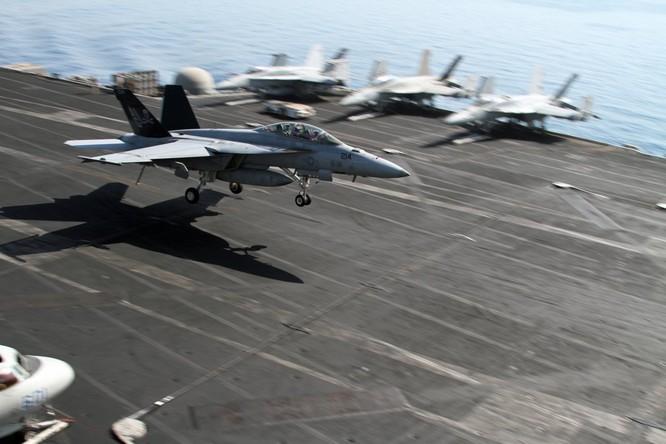 Tại sao tàu sân bay Mỹ là át chủ bài thống trị ảnh 7