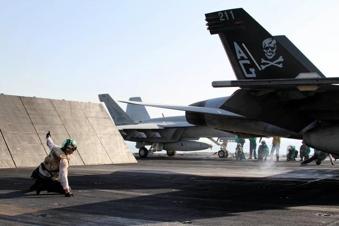 Tại sao tàu sân bay Mỹ là át chủ bài thống trị ảnh 16