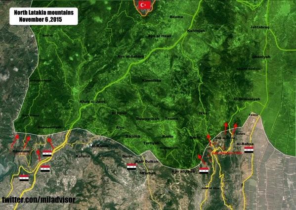 Quân chính phủ Syria huyết chiến giành thế chủ động trên chiến trường ảnh 6
