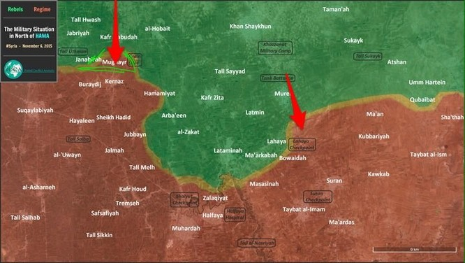 Quân chính phủ Syria huyết chiến giành thế chủ động trên chiến trường ảnh 8