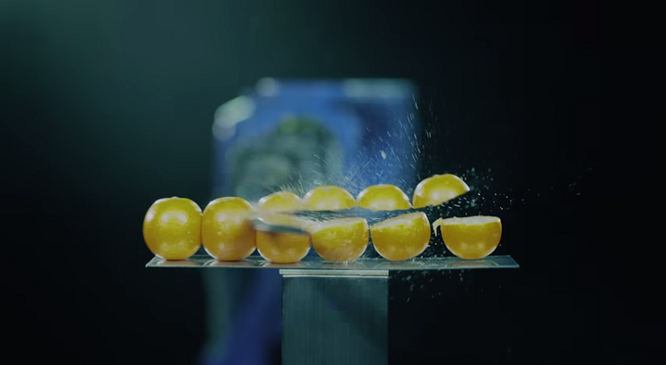 Kiếm thủ Nhật Bản chém đôi quả bóng bay với tốc độ 160 km/h ảnh 4