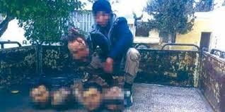 Đao phủ IS khét tiếng thích chặt đầu tù binh đã bị diệt ở Syria ảnh 1