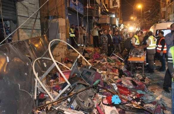 IS tấn công đẫm máu ở thủ đô Lebanon trả thù Hezbollah ảnh 7