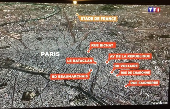 Toàn cảnh vụ khủng bố đẫm máu kinh hoàng tại Paris ảnh 2